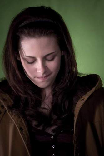 Bella New Moon Backstage