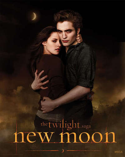 Bella and Edward - New Moon