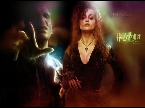 Bella and Voldemort