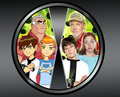 Ben 10 and Race Against Time - ben-10 photo