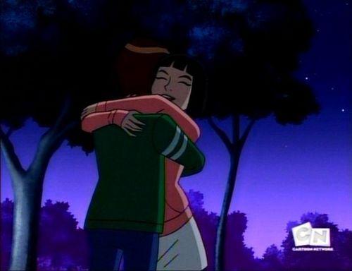 Ben and Julie-Hug Together