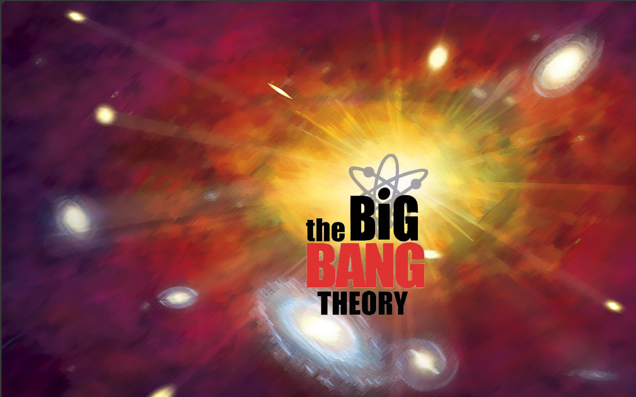 The Big Bang Theory Big bang widescreen wallpapers