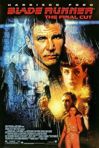Blade Runner hình nền containing anime entitled Blade Runner Poster