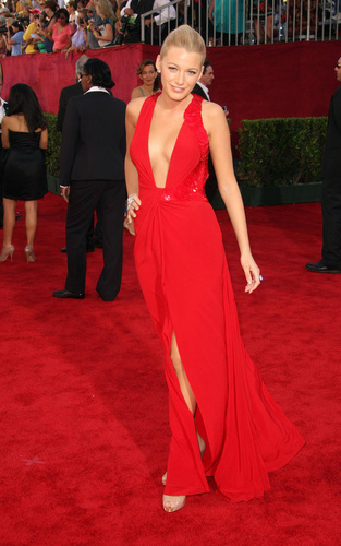Blake @ the 2009 Emmy Awards