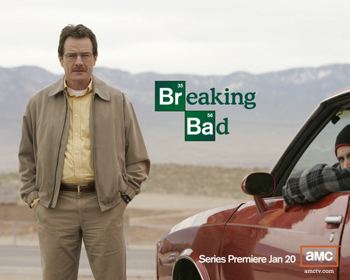 Breaking Bad wallpaper possibly containing an automobile entitled Breaking Bad