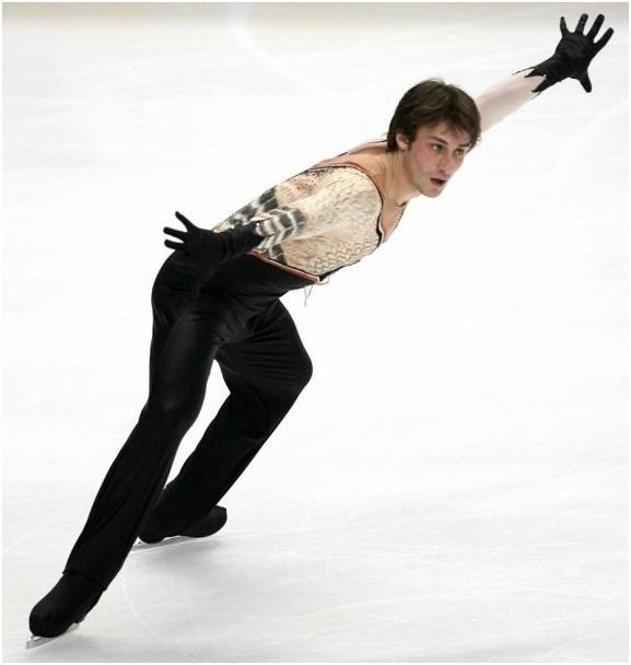 Brian Joubert  figure skating