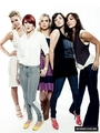 Briana Evigan and the cast of