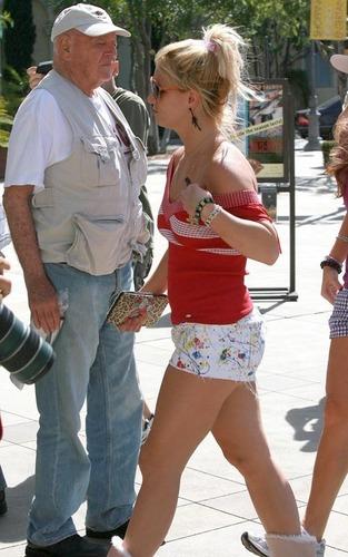 Britney in Beverly Hills