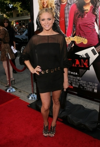 Brittany @ Bandslam Premiere