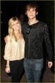 Carlson Young and Tony Oller
