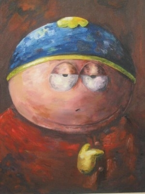 South Park Hintergrund entitled Cartman