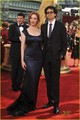 Christina Hendricks @ the 2009 Emmy Awards - mad-men photo