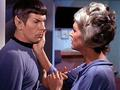 Christine Chapel-Spock