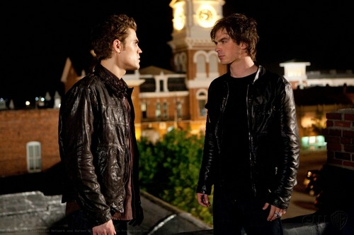 Damon and Stefan Salvatore images Damon and Stefan HD wallpaper and background photos