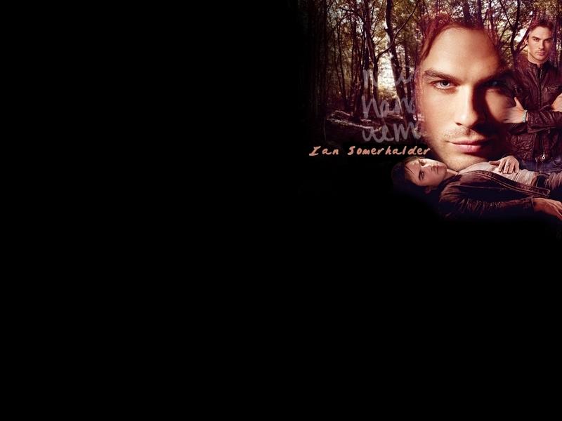 vampire diaries wallpaper damon and. Damon - The Vampire Diaries TV