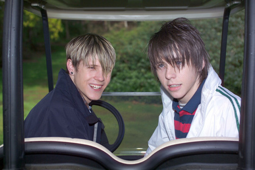 Danny and Dougie
