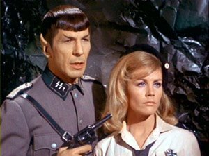 Daras and Spock