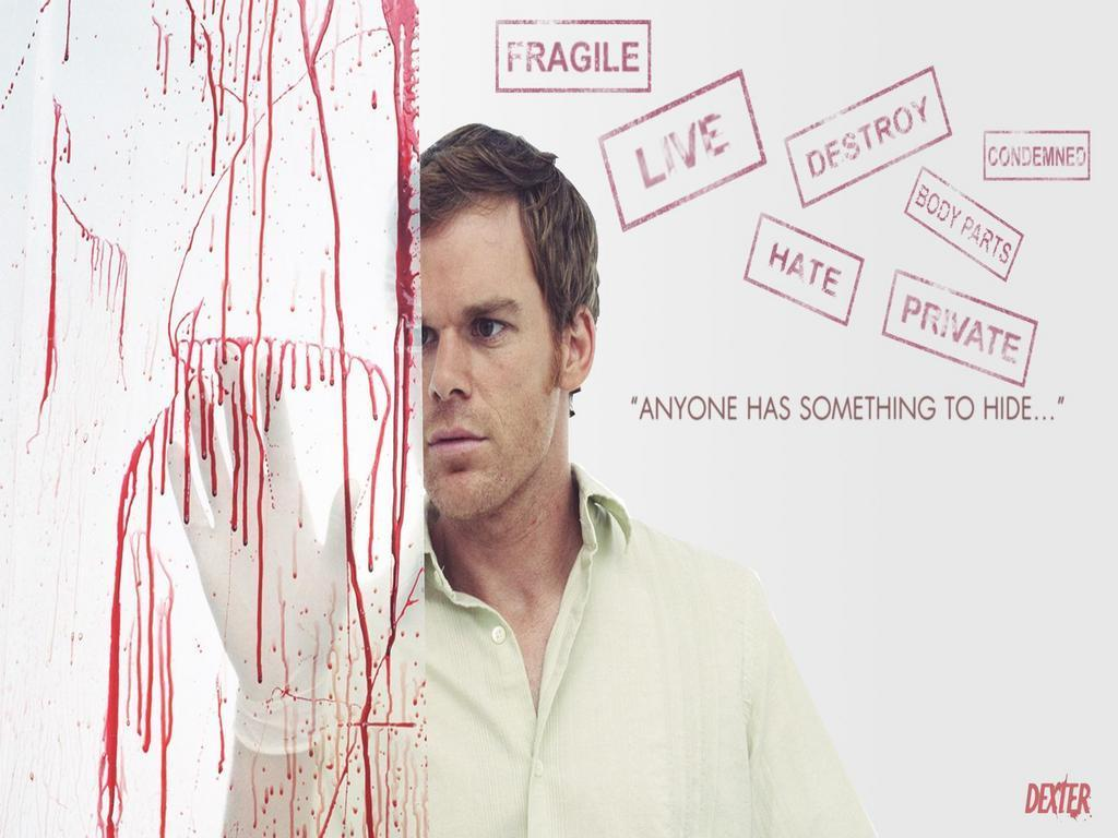 dexter morgan By day a blood-splatter analyst for the miami police, by night dexter morgan  secretly satisfies a recurring urge to kill, taking as his victims serial.