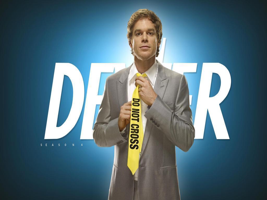 Dexter Morgan Dexter Wallpaper 8263791 Fanpop