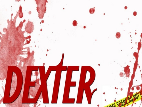 Dexter wallpaper possibly with a sign called Dexter Morgan