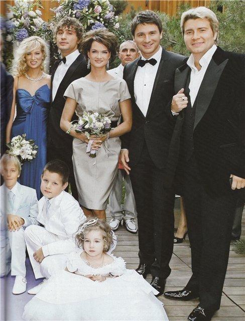 Дима билан свадьба фото