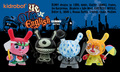 Dunny Series Ye Olde English - vinyl-toys photo