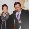 Ed Helms with Justin Bartha - ed-helms Icon