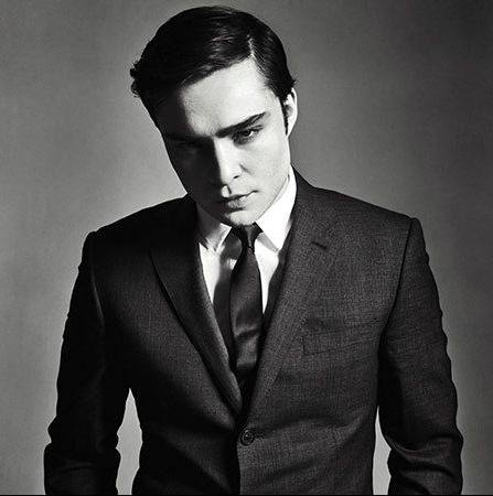 ed westwick wallpaper containing a business suit, a suit, and a double breasted suit entitled Ed Westwick