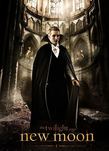 Edward and Carlisle as Vplturis (like Bella ans Alice manips)