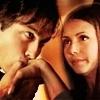 Elena and Damon - damon-and-elena icon