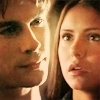 Elena and Damon - damon-and-elena icon