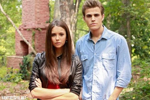 Elena y Stefan