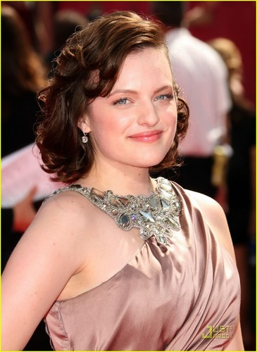 Elisabeth Moss - Emmy Awards 2009