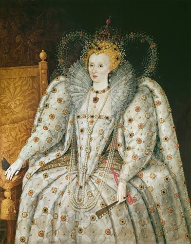 Elizabeth I, queen of England