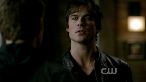 Episode 1.01 - Pilot - damon-and-stefan-salvatore Screencap