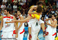 European Champions (Eurobasket 2009 Winners!) - ricky-rubio photo