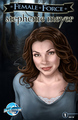 FEMALE FORCE: Stephenie Meyer - Comic Book (First pages) - twilight-series photo