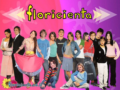 Floricienta wallpaper with a bridesmaid entitled FLORICIENTA:)