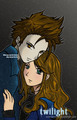 Fanart of Bella and Edward