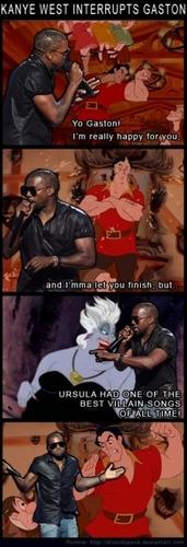 Gaston and Kanye