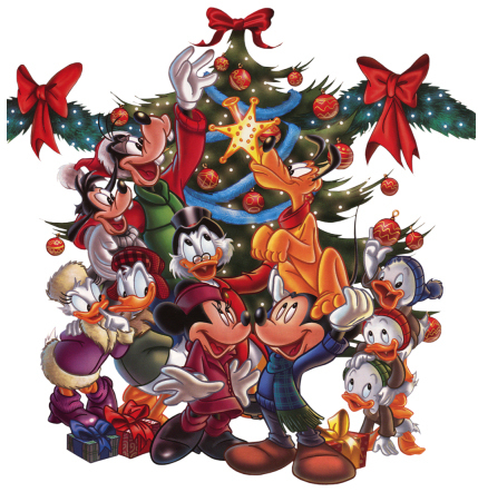 Great Disney Christmas