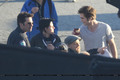 HQ Robsten on eclipse set testerday with Billy - before filming (having a cute laugh :))) - twilight-series photo