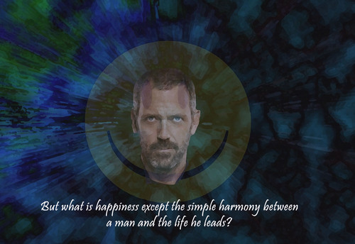 House M.D. wallpaper entitled Happy House