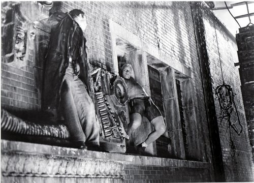 Harrison Ford & Rutger Hauer in Blade Runner - blade-runner Photo