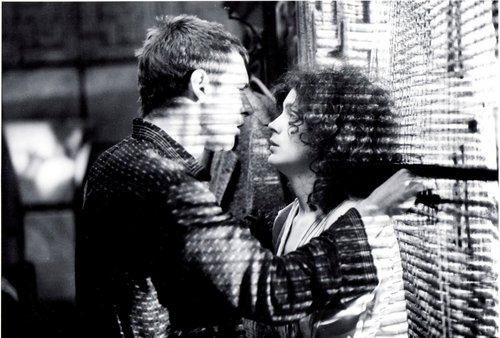 Harrison Ford & Sean Young in Blade Runner