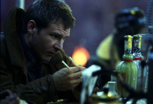 Blade Runner wallpaper titled Harrison Ford as Deckard in Bladerunner