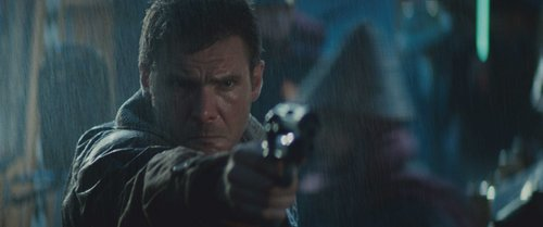 Blade Runner wallpaper called Harrison Ford as Deckard in Bladerunner