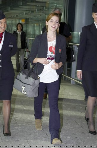Heathrow Airport - September 21