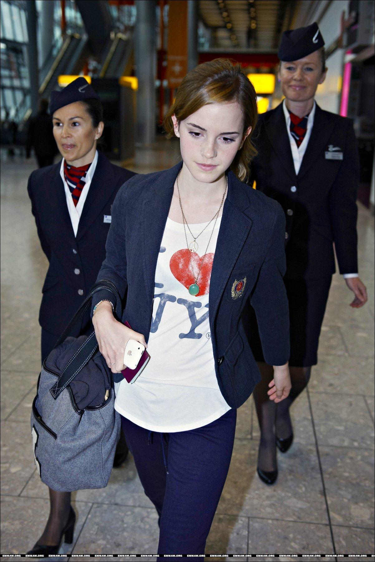 Heathrow Airport - September 21