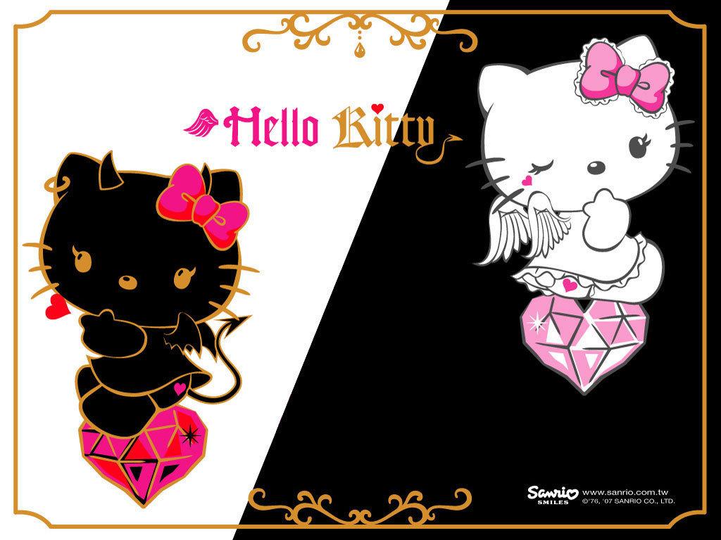 Hello kitty wallpaper hello kitty wallpaper 8256538 fanpop - Hello kitty hello ...